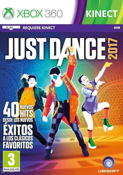 Just Dance 2017 Spanish X360