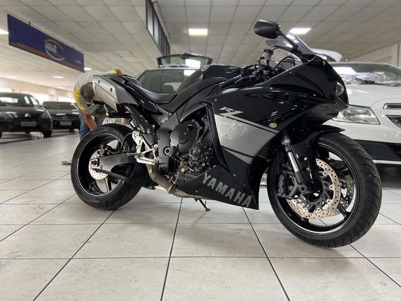 Yamaha R1 Ano 2012 Impecavel Aceito Troca Financiamos