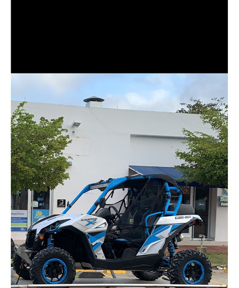 Can Am Maverick Xds 1000 Turbo R