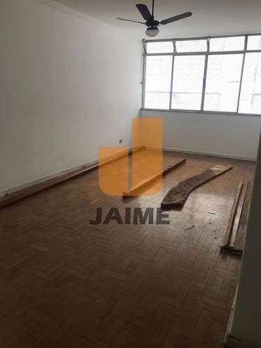 Apartamento Para Venda No Bairro Consolação Em São Paulo - Cod: Ja14824 - Ja14824