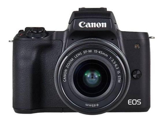 Canon Eos M50 15-45mm