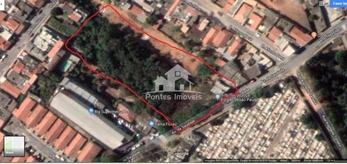 Terreno Para Venda No Bairro Jardim Guanciale Em Campo Limpo Paulista - Sp - Ter024