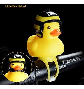 Chifre Bicicleta Desenho Animado E Luz Bonitinho Pato Forma