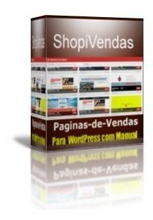 Kit Paginas De Vendas Em Wordpress Para Sites E Blogs