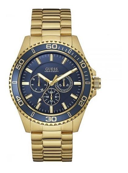 Reloj Hombre Guess   W0172g5   Garantía Oficial