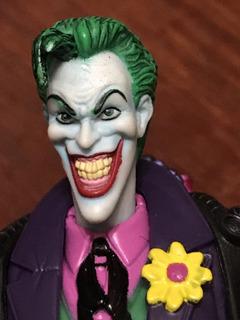 Dc Joker Super Heroes S3 Select Sculpt Series Action Figure