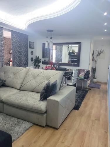 Imagem 1 de 30 de Apartamento Para Venda, 3 Dormitórios, Jardim Ester - São Paulo - 22909