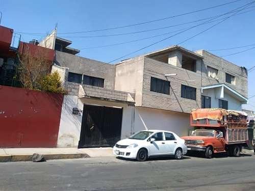 Casa En Venta En Paraje Zacatepec, Iztapalapa.