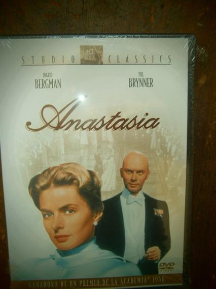 Anastasia Dvd Ingrid Bergman Yul Brynner Anatole Litvak 1956