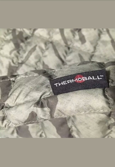 The North Face Thermoball Camisa Campera Nieve Trekking