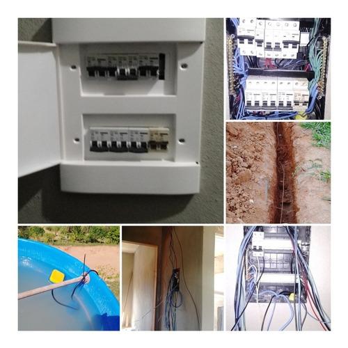 Imagem 1 de 5 de Serviço De Eletricista Em Campinas