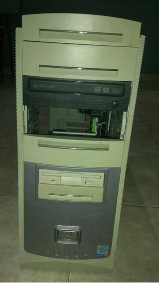 Computadora Intel D845epi Con Algunos Accesorios Ddr1