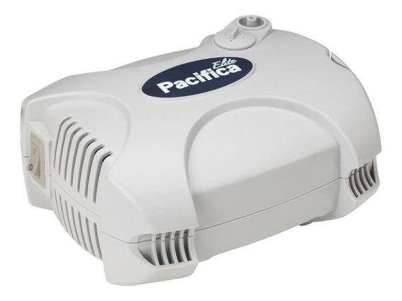 Nebulizador de compresor Drive Pacifica Elite blanco 110V