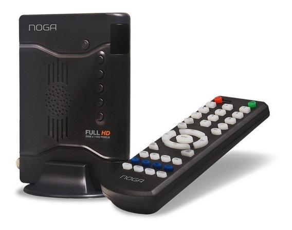 Sintonizadora Externa Tv 1080 Full Hd Video Cable Noga Full
