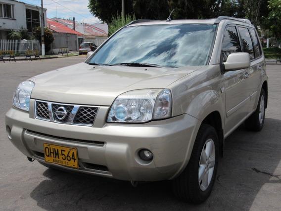 Nissan Xtrail 4x4 Aut 2007