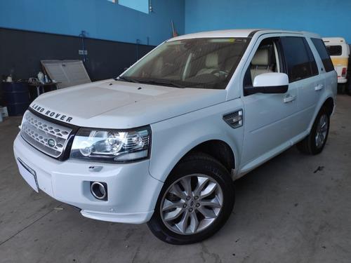 Land Rover/ Freelander 2 Se 2.2 Sd4 2013/2014 Branco
