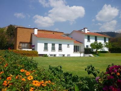 Club De Golf Malinalco,malinalco, Pegado Al Campo,5 Rec.