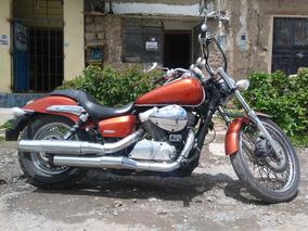 Moto Honda Shadow