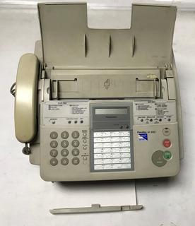 Fax Panasonic Uf333 Para Papel Comun Excelente Estado