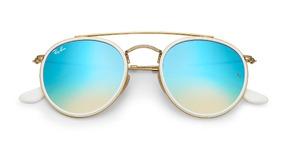 6f06c80f1 Oculos Ray Ban Redondo Espelhado Masculino - Óculos De Sol no ...
