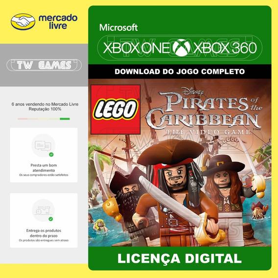 Lego Piratas Do Caribe Digital Retrocompativel Xbox One