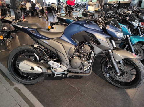 Yamaha Fz25 Abs Modelo 2022