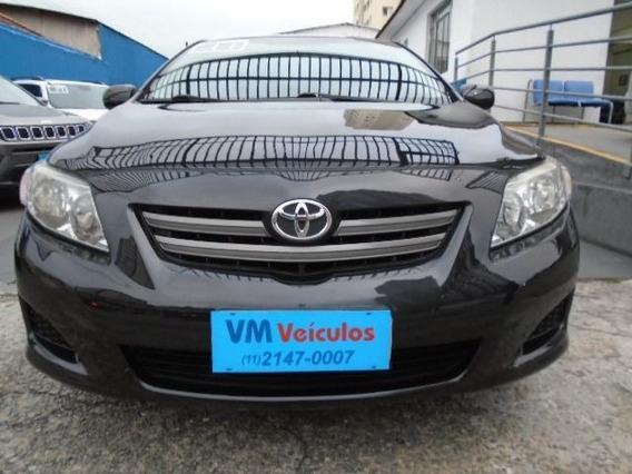 Toyota Corolla Gli 1.8 16v Flex, Etl9712