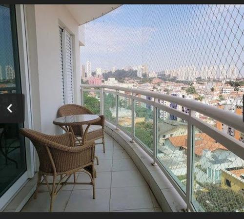 Cobertura Com 3 Dormitórios À Venda, 200 M² Por R$ 1.960.000,00 - Morumbi - São Paulo/sp - Co1000