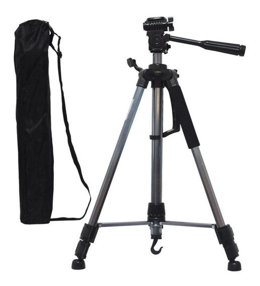 Tripe P/ Camera Digital E Filmadora 1,50mt Profissional