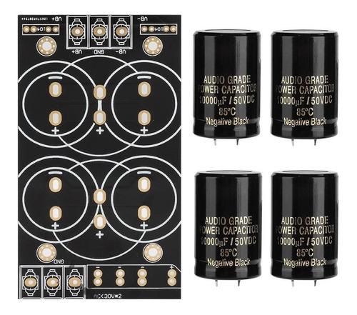 2PCS 680uf 400v LQ 35x50mm 400V680uF Condensador de fuente de alimentaci/ón a presi/ón