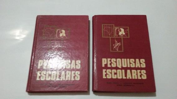 Coleção Pesquisas Escolares 3 Volumes