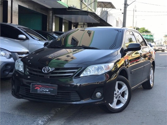 Toyota Corolla 1.8 Gli 16v Flex 4p Automático