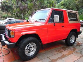 Mitsubishi Montero Montero Japonés Lona
