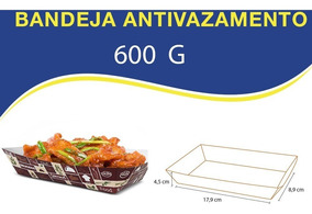 Bandeja Antivazamento Comidas Food Trucks Delivery 100 Ft05