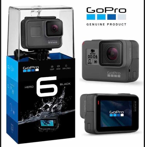 Gopro Hero 6 Black Original + Memória 64gb