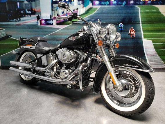 Harley Davidson Flstn Deluxe 2011/2012
