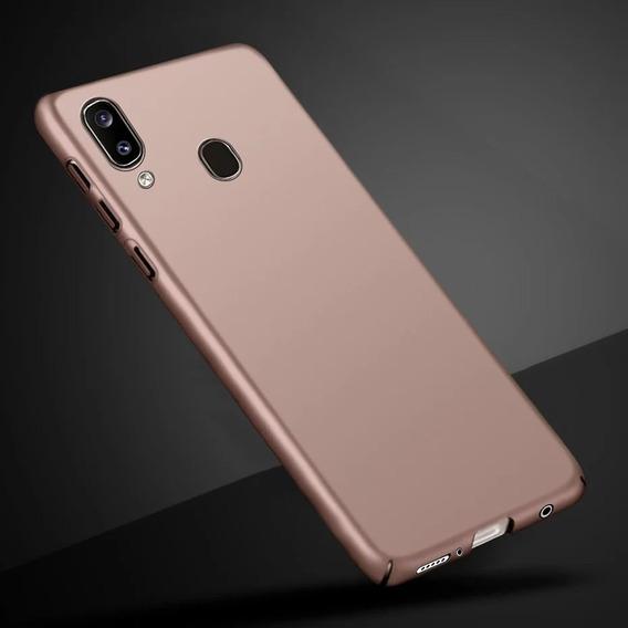 Funda Samsung A20 Rosa