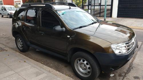 Renault Duster Expression 1.6 4x2! Lista Para Transferir!