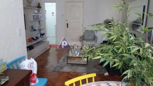 Apartamento À Venda, 3 Quartos, Copacabana - Rio De Janeiro/rj - 18053