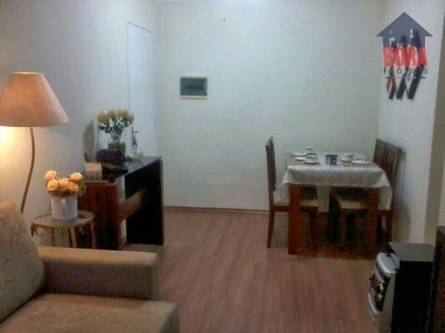 Imagem 1 de 10 de Apartamento Residencial À Venda, Jardim São Judas Tadeu, Guarulhos. - Ap0072