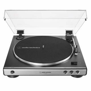 At-lp60x Usb Gris Tornamesa Tocadiscos Audiotechnica Atlp60x