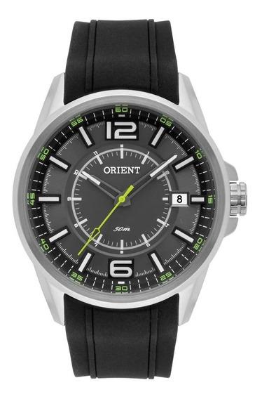 Relógio Orient Mbsp1026 Aço Analogico Na Caixa Sem Detalhes