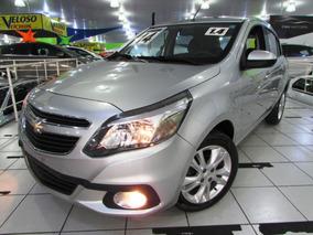 Chevrolet Agile 1.4 Ltz 5p 2014 Completo