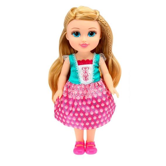 Boneca Funville Sparkle Girlz - Fala - Princesa Pati - Dtc
