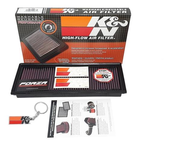 Filtro Ar Esportivo K&n Inbox Vw Jetta Fusca 2.0 Tsi 200 211