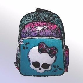 Mochila Monster High 18 Pulgadas Dm442