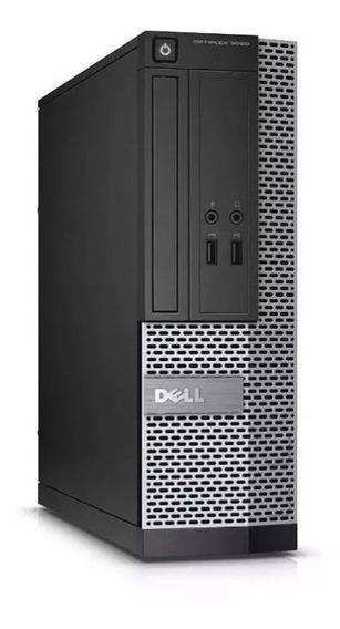 Dell Optiplex 3020 I5 4ª Geração 8gb 500gb Placa De Vídeo