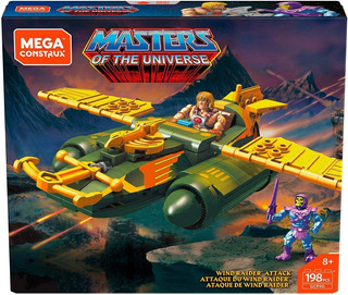 Wind Raider Attack Mega Construx Masters Of The Universe New