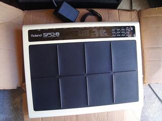 Bateria Roland Spd8 Octapad - N0 Spd20 Spd-sx Yamaha Spd11