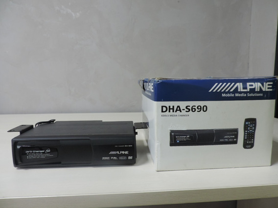 Dvd Alpine Dha-5690
